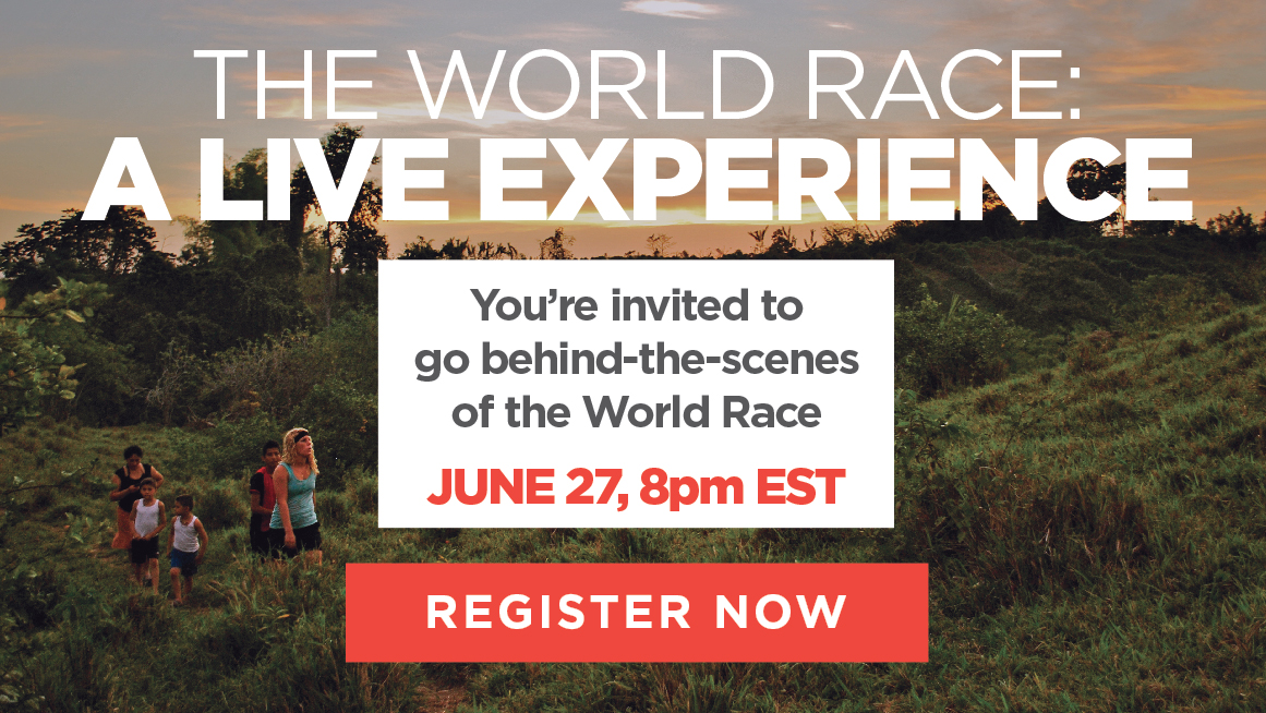 The World Race: A Live Experience