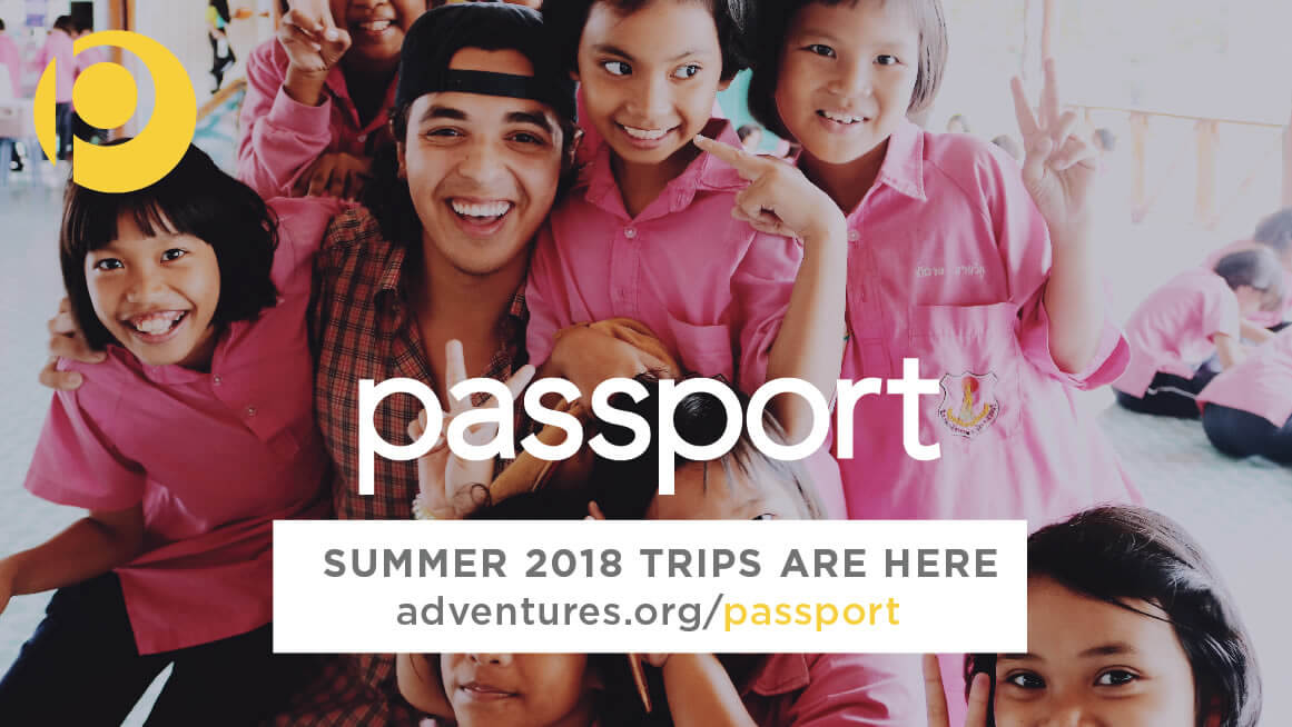 2018 Passport Mission Trips