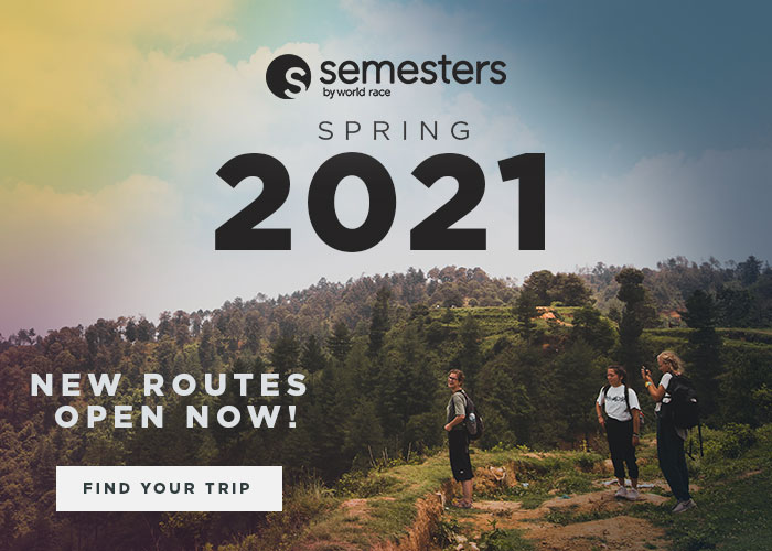 College Missions Trips Spring 2021 - New Routes Open Now!