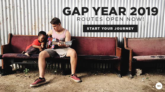 World Race Gap Year 2019 - Routes are Here