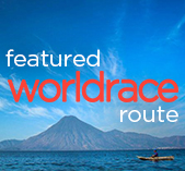 The World Race - October Route 4
