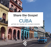 Share the Gospel in Cuba