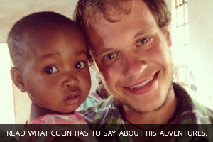 Colin's Adventures Story