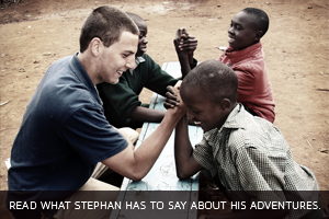 Stephan's Adventures Story